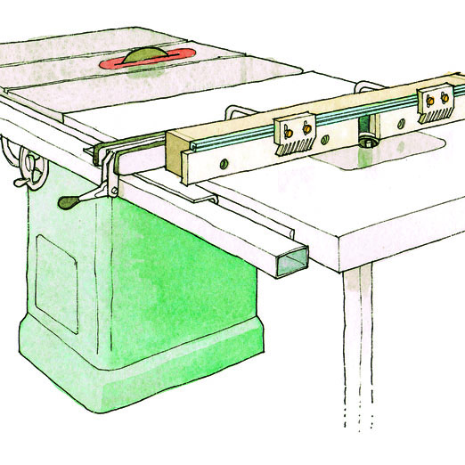 Free Plan: Tablesaw/Router Combo - FineWoodworking