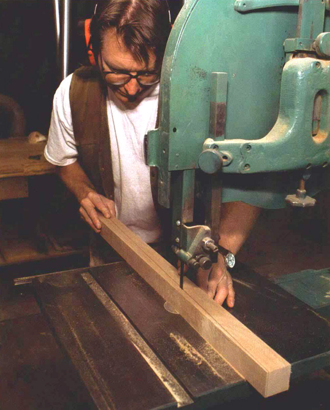 6 Techniques For Cutting Tapered Legs Finewoodworking