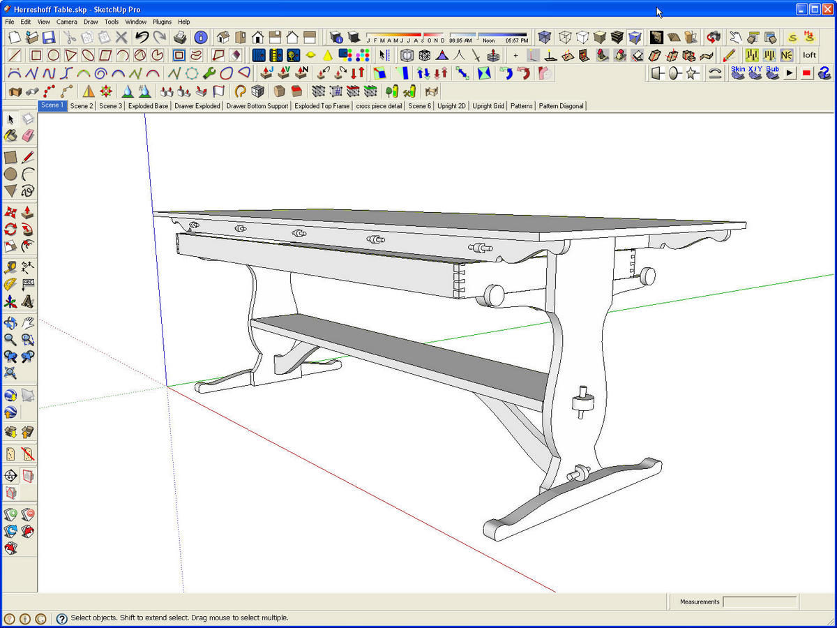 Another Look at Creating Plans From a SketchUp Model ...