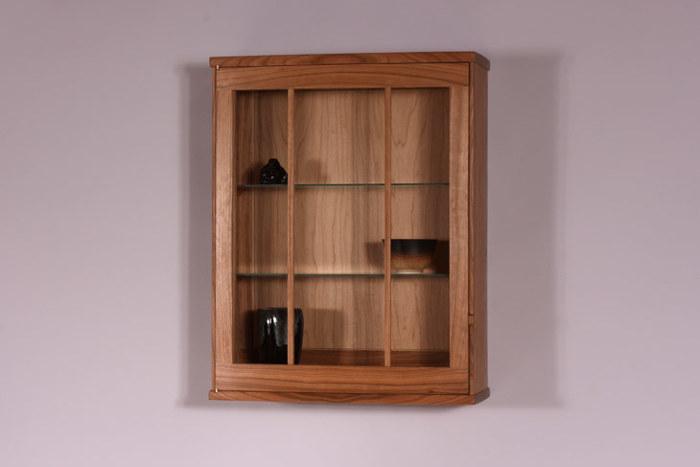 Bon Cherry Display Cabinet