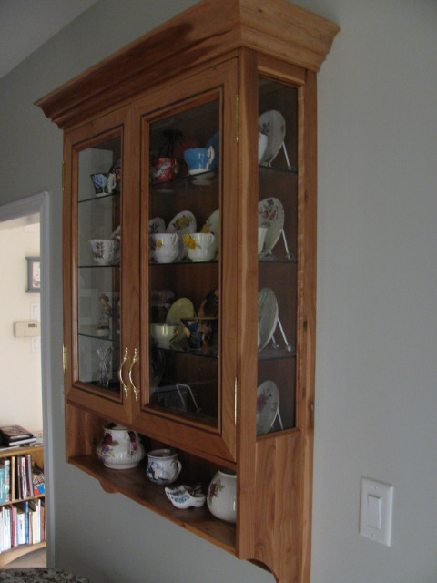 Tea Cup Cabinet Finewoodworking