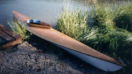 Kayak Finewoodworking