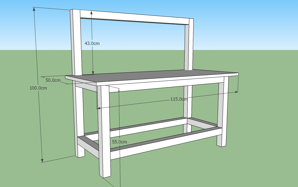Marvelous Child Workbench Finewoodworking Pabps2019 Chair Design Images Pabps2019Com