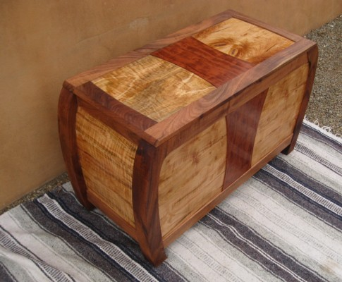 blanket chest - FineWoodworking