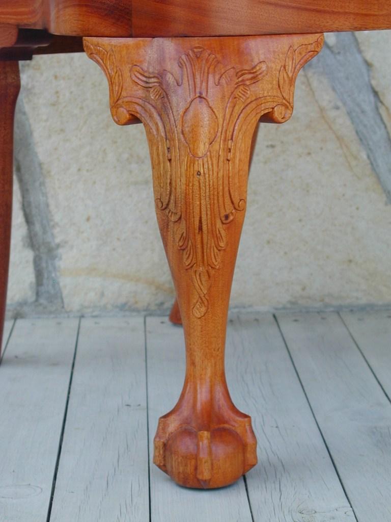 Garvan Carver Philadelphia Side Chair - FineWoodworking