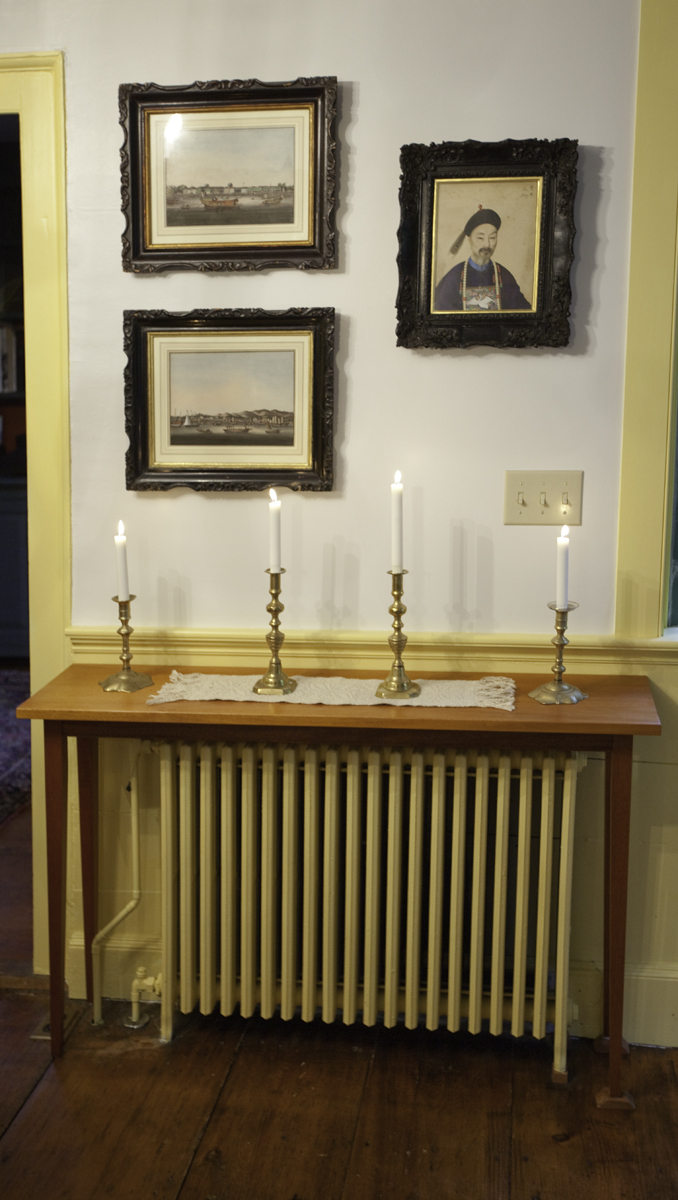 Radiator Candle Side Table Finewoodworking