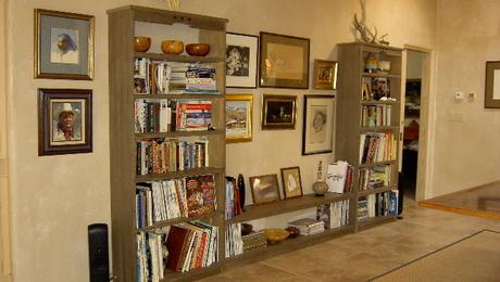 Merveilleux Southwestern Style Bookcase