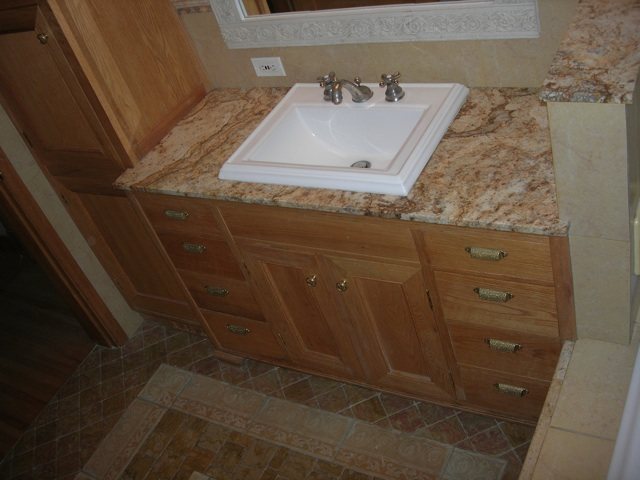 built in cabinets bathroom built in bathroom cabinet finewoodworking 12664