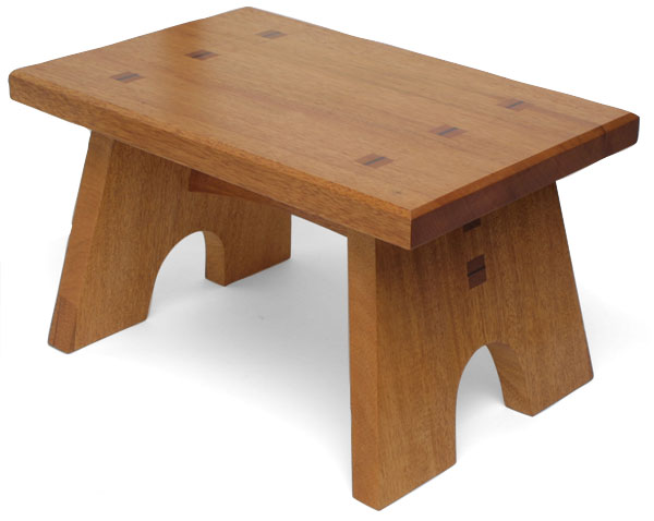 A Sturdy Foot Stool Finewoodworking