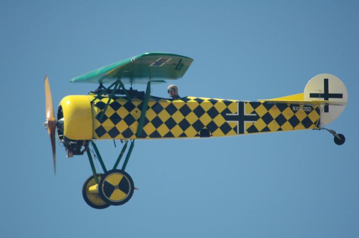 Fokker Dviii Wing Finewoodworking
