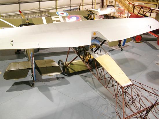 Fokker V.23 + MARZ 2.5D Primed