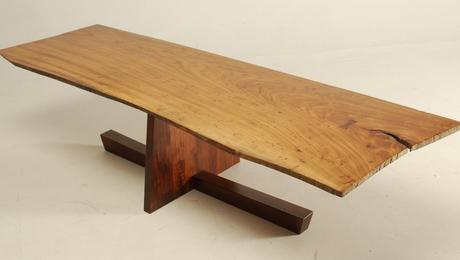 George Nakashima Inspired Coffee Table Finewoodworking