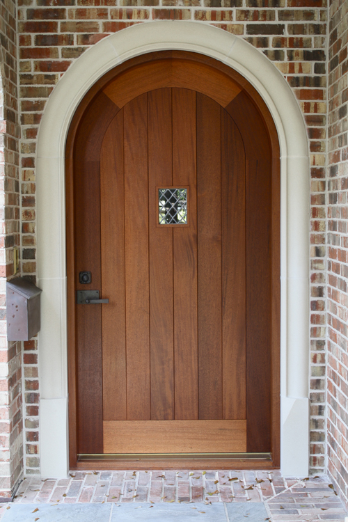Mahogany Entry Door Finewoodworking