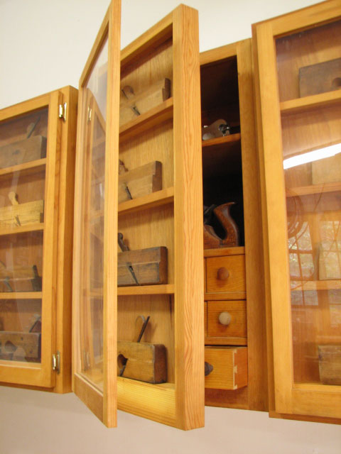 Woodshop Cabinets FineWoodworking