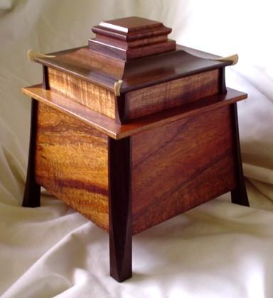 Pagoda Box In A Box Finewoodworking