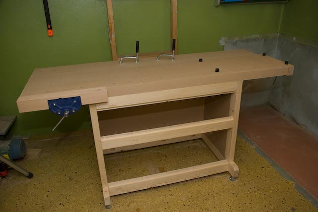 Surprising Expandable Workbench Finewoodworking Creativecarmelina Interior Chair Design Creativecarmelinacom