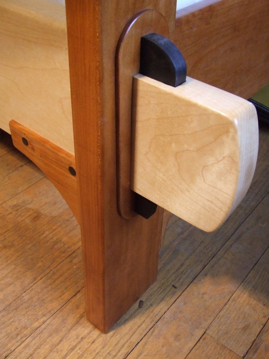 Bed Frame - FineWoodworking