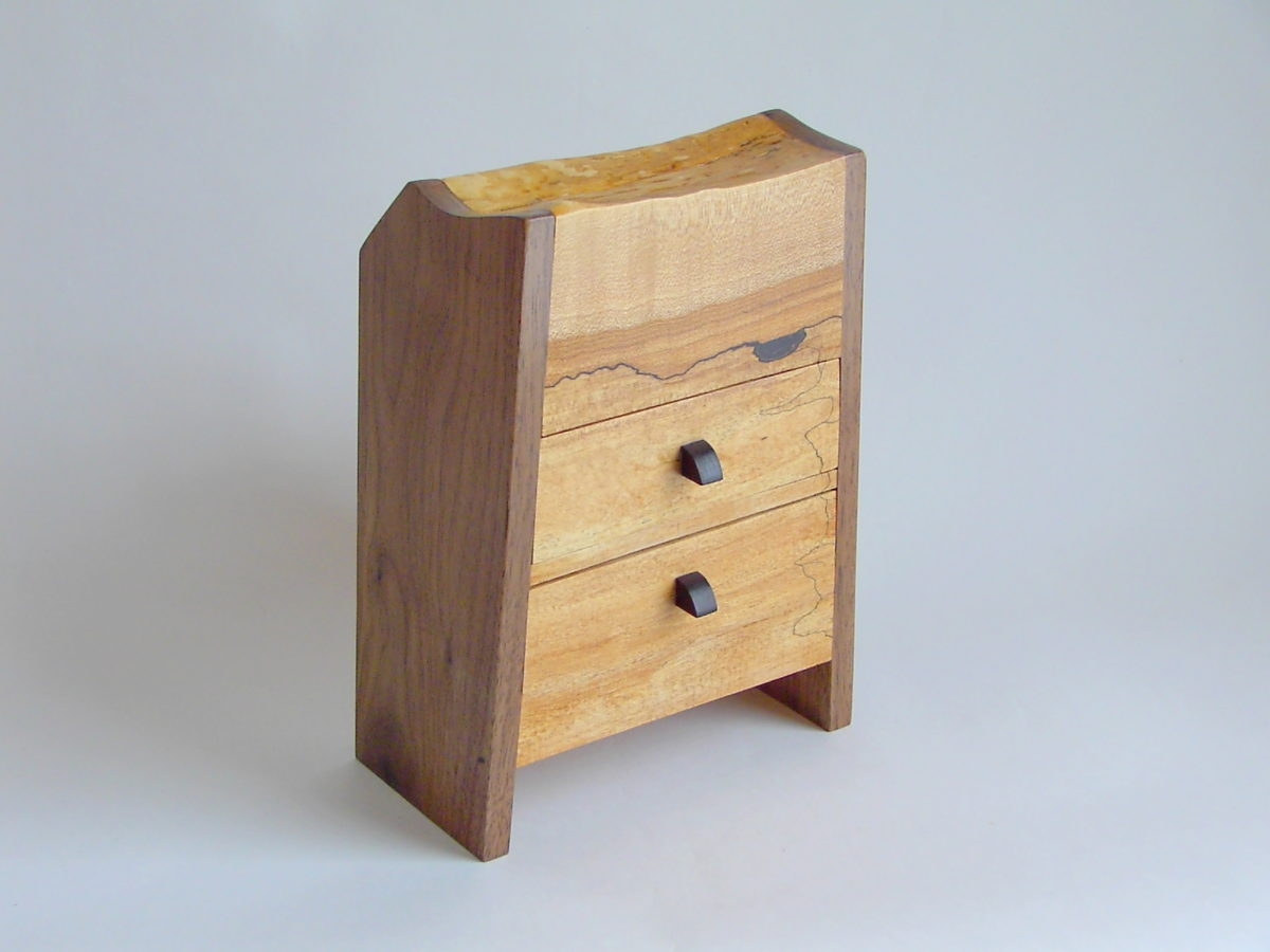 Two Drawer Band Saw Box - FineWoodworking