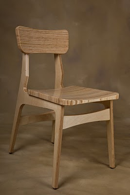 Baltic Birch Plywood Chair