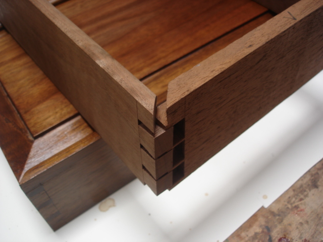 Candle Box with miter - FineWoodworking