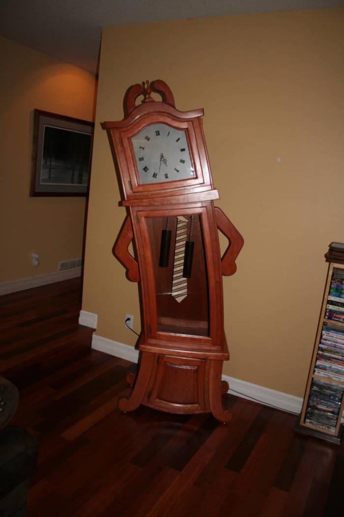 Grandfather Clock Finewoodworking