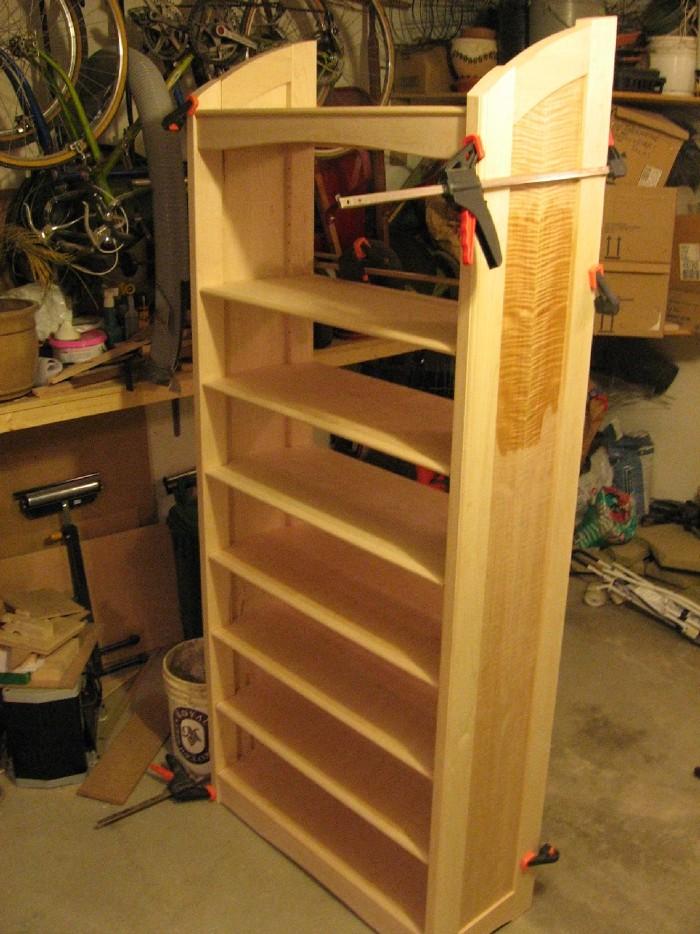 storage bookcase bookcases maple office