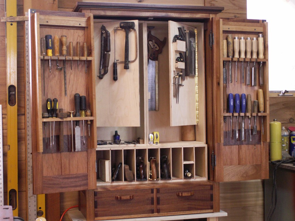 Build  In  Woodworking Tool