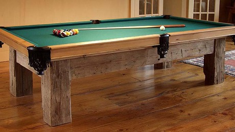 How To Build A Pool Table Free Plans