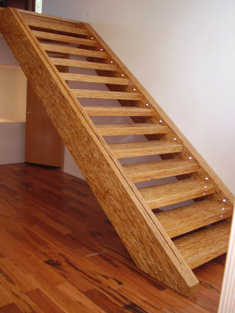 2900 Lb Free Standing Stairs Finewoodworking