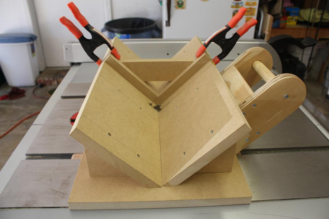 Miter Spline Jig Finewoodworking