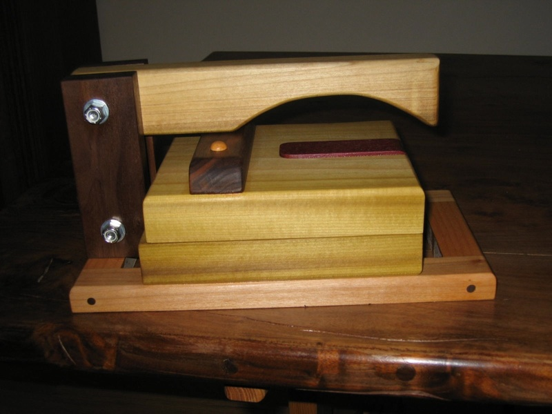 Tortilla press finewoodworking malvernweather Image collections