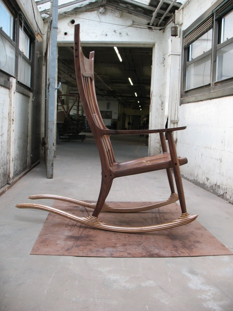 Prime Maloof Rocking Chair Reproduction Finewoodworking Creativecarmelina Interior Chair Design Creativecarmelinacom