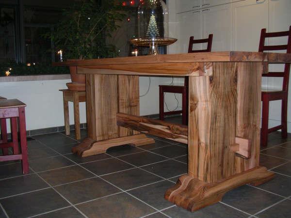 Good Dogwood Dining Table