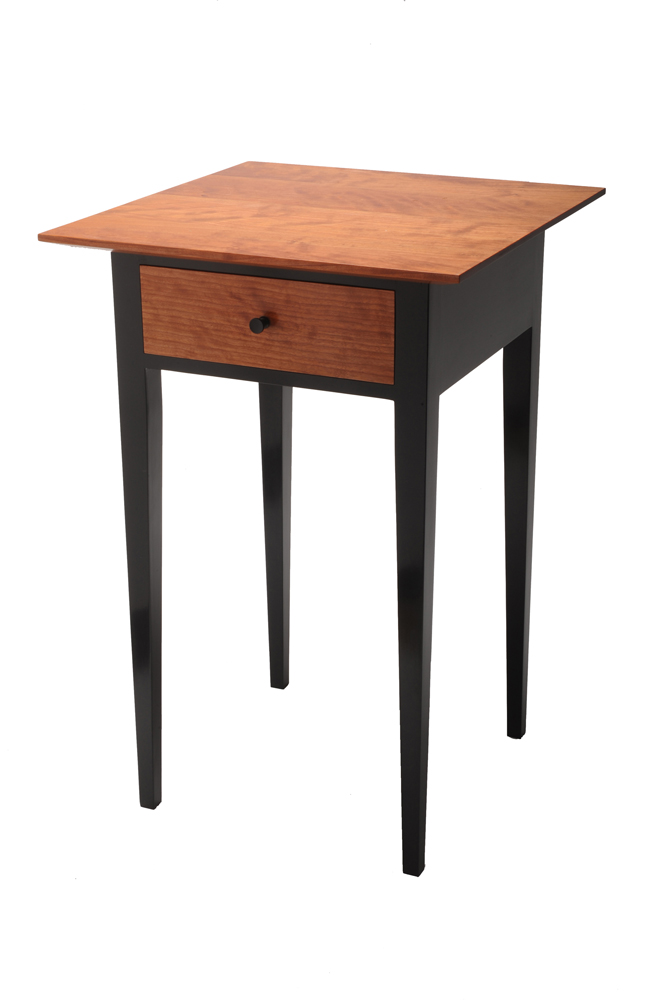 17 Best Images About Nightstand Plans On Pinterest: Shaker Night Stand