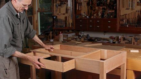 Desks Finewoodworking