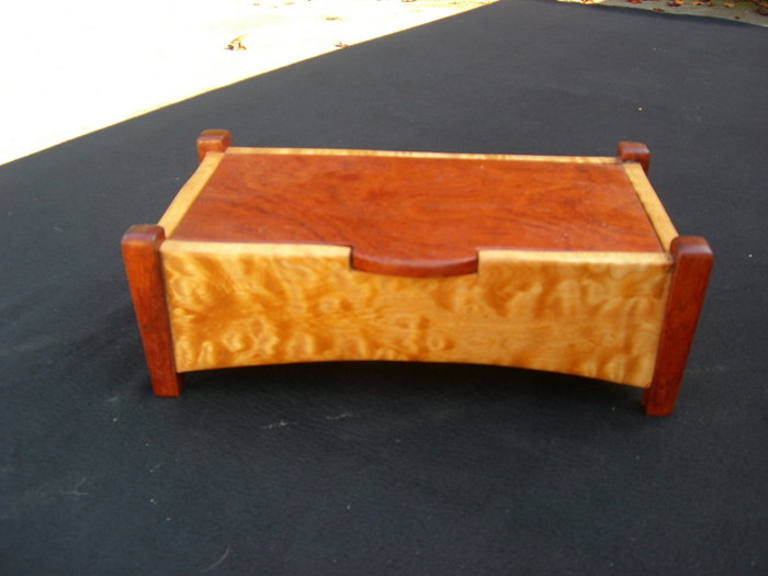 Jewelry Box Finewoodworking