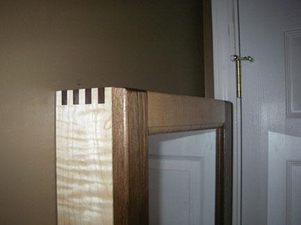 Wall Mounted Jewelry Box Finewoodworking