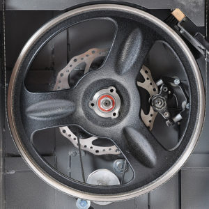 laguna bandsaw blade tires are well balanced wheels with a disc brake