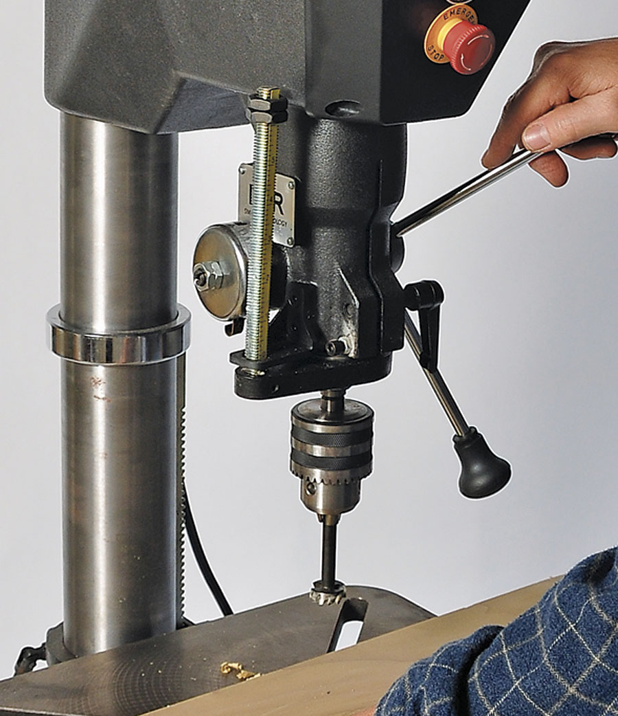 Nova Voyager Dvr Drillpress Finewoodworking