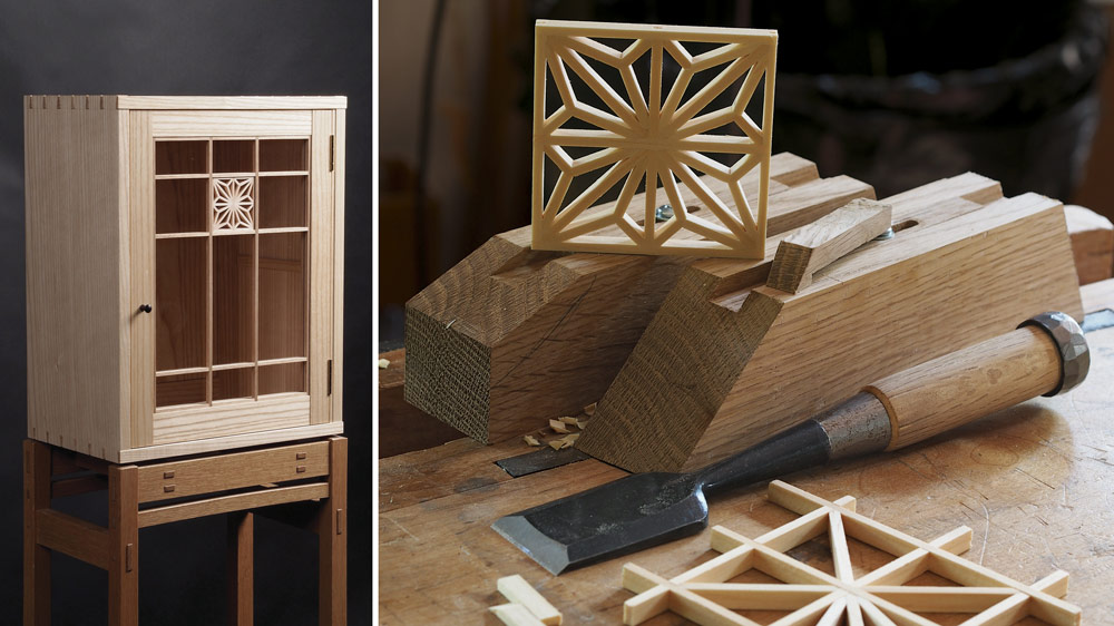 Spice up your work with kumiko - FineWoodworking