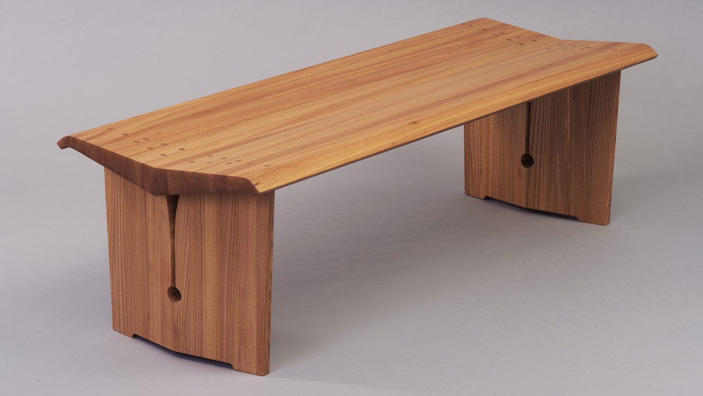 Museum Bench Finewoodworking