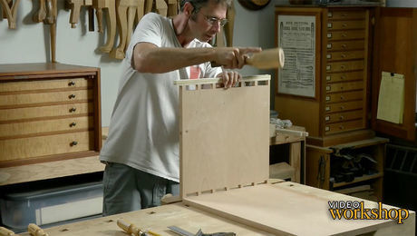 Finessing the Fit of the Dovetails