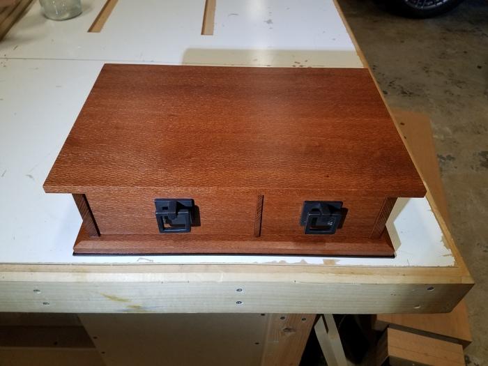 Garrett Hack Inspired Tea Box Finewoodworking