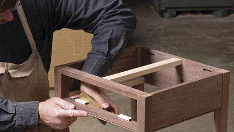Add A Drawer To A Table