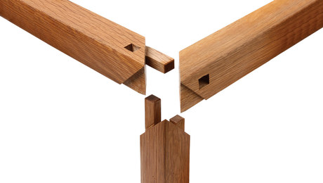 Interlocking Chinese Joinery - FineWoodworking