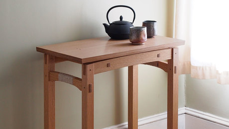 Tables Finewoodworking