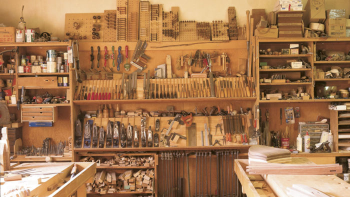 All Time Favorite Tool Storage of All Time - FineWoodworking