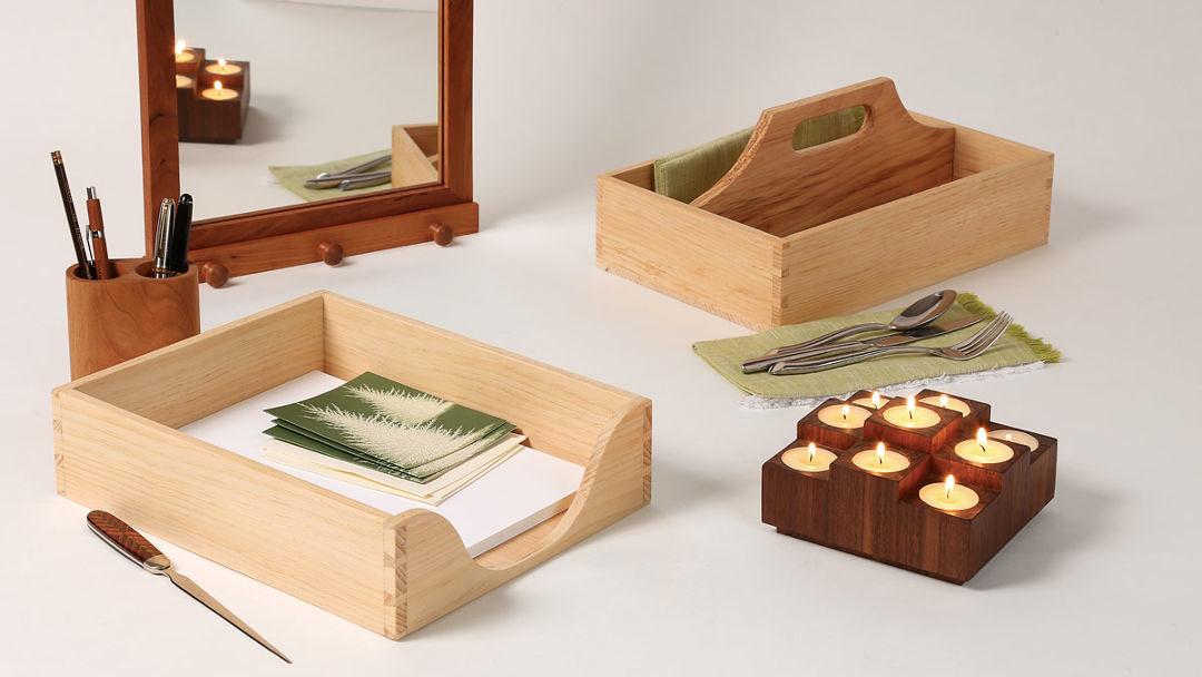 Four Handmade Gift Ideas Finewoodworking