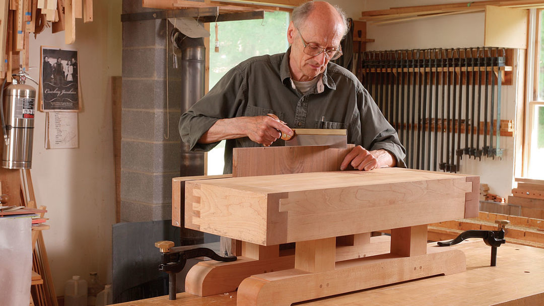 Stupendous Tricks For Working At The Right Height Finewoodworking Lamtechconsult Wood Chair Design Ideas Lamtechconsultcom
