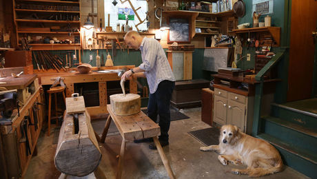 David Fisher S Snug Unplugged Workshop Finewoodworking